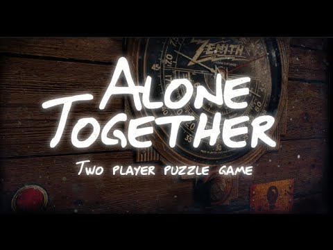 2 Player Escape Room Online - alone together