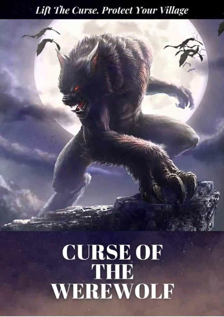 virtual team building: virtual curse of the werewolf