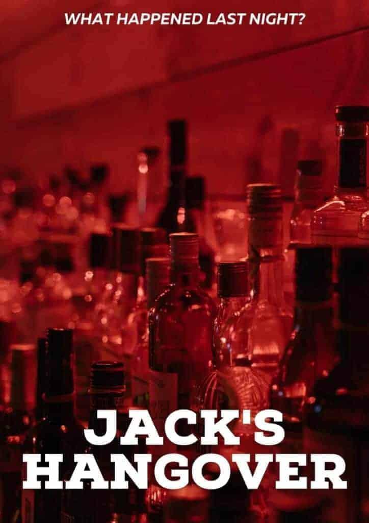 virtual team building: virtual jack's hangover