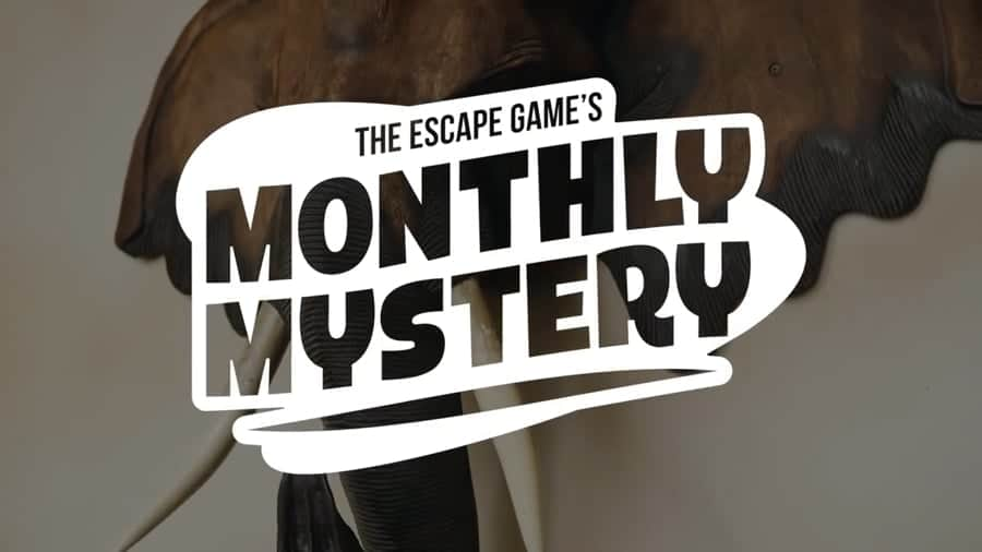 2 Player Escape Room Online - monthly mystery