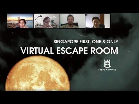 2 Player Escape Room Online - virtual escape room