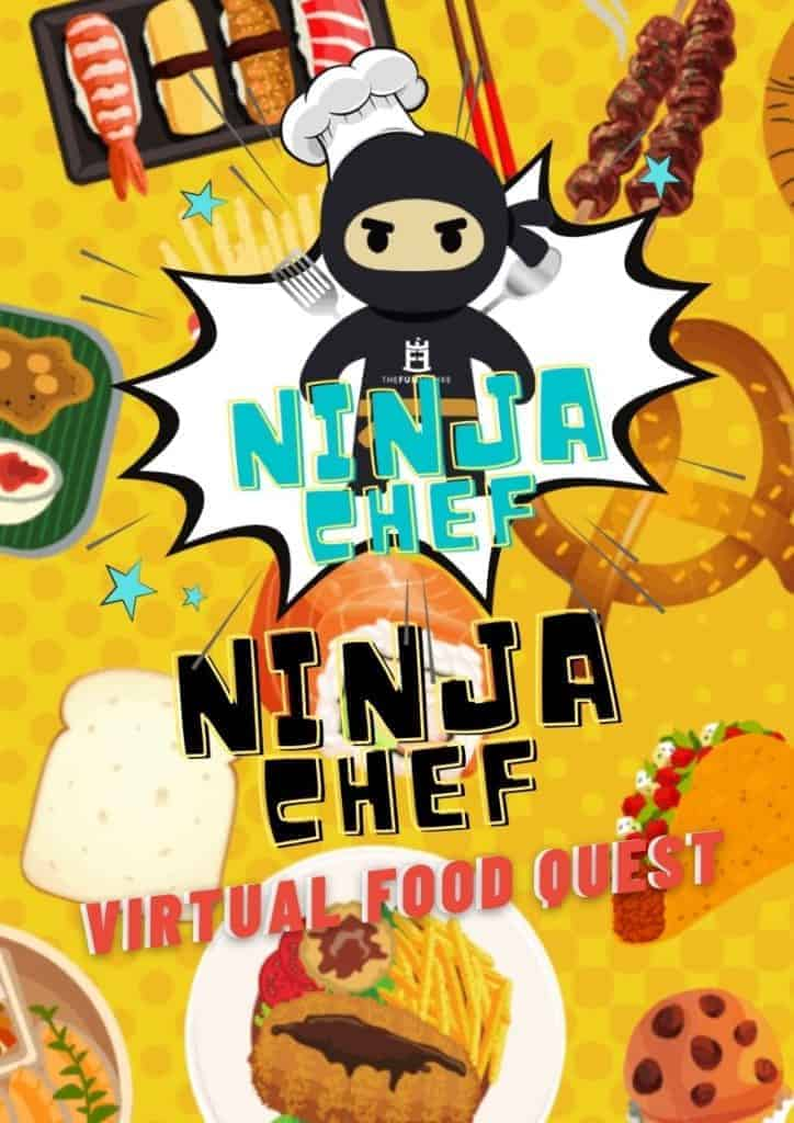 party package - virtual food quest