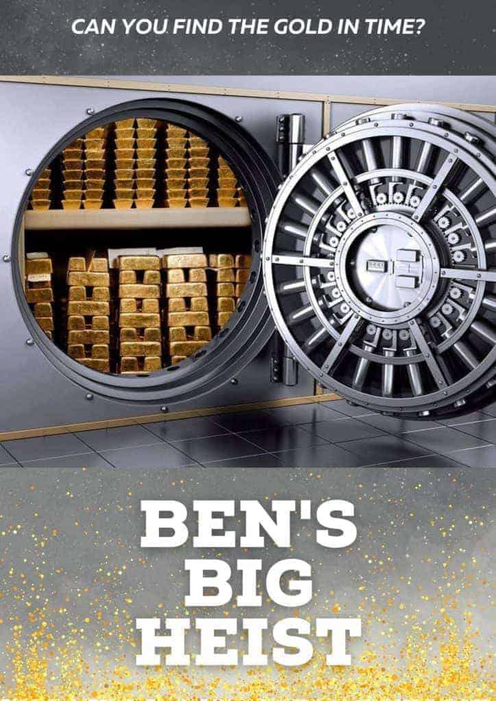 party package - virtual big ben's heist