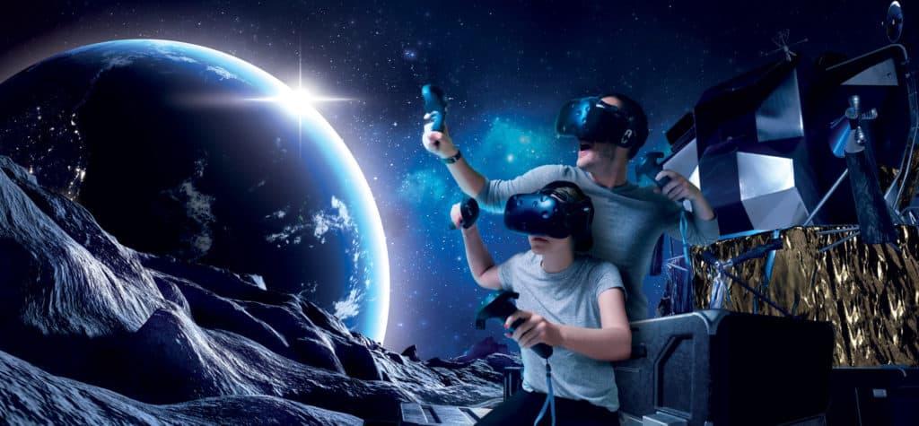 virtual reality singapore - Virtual Room Singapore