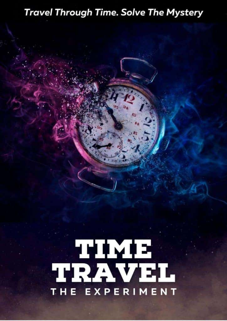 party package - virtual time travel