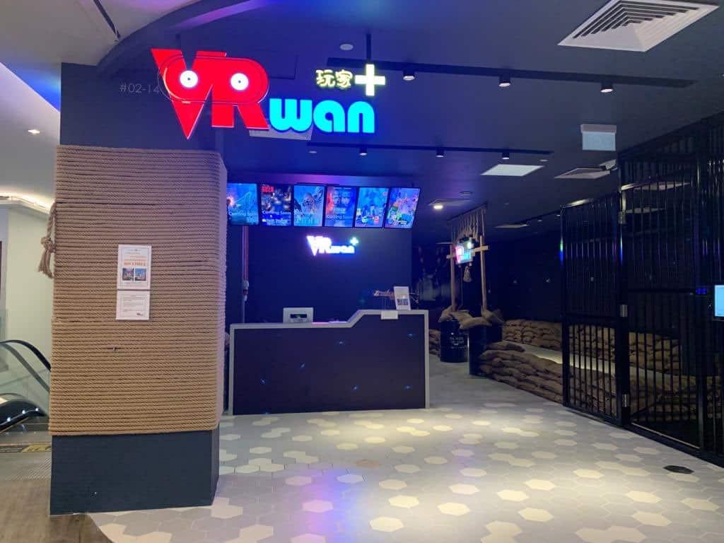virtual reality singapore - VR Wan Plus
