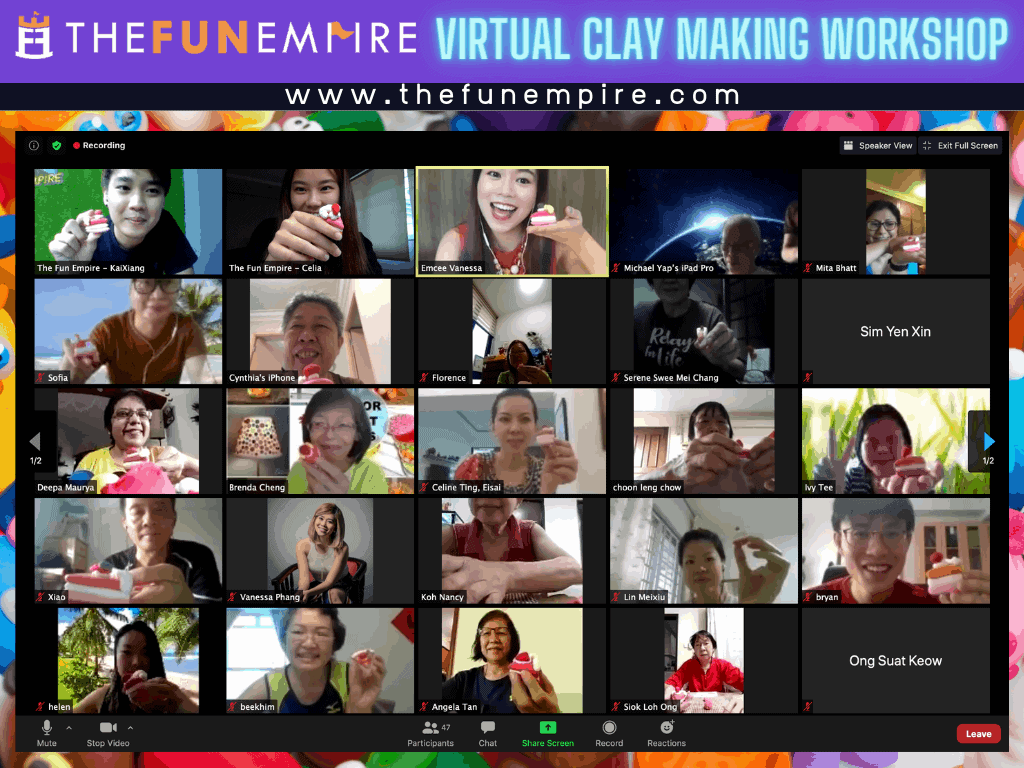 Team Building Company In Singapore - The Fun Empire