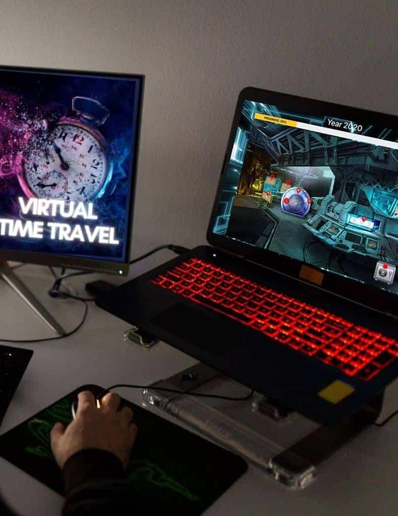 Virtual Team Building - Escape Room Singapore