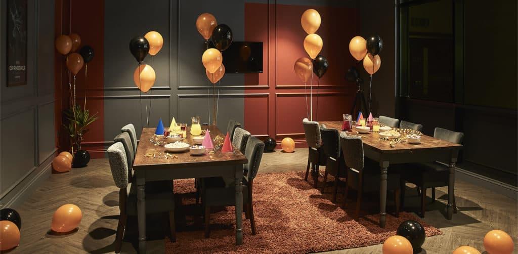 Celebrating Birthday in Singapore